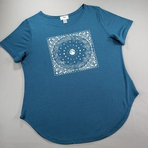 Old Navy Graphic Tee (L)